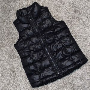 Old Navy Frost Free Vest size XS Size 5 Adorable